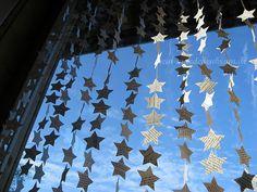 Sternen-Vorhang