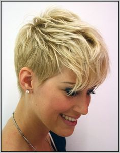 Womens Short Haircuts For Fine Hairthe Best Short Hairstyles For ...