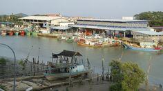 Mersing in Malaisia