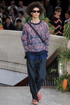 Paul Smith, Look #7