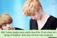EXO Facts #688 ♥