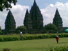 Prambanan Temple. Yogyakarta, Indonesia.