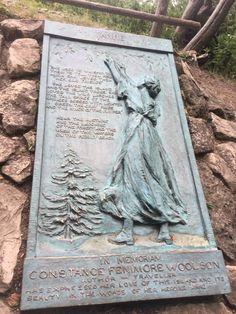 Anne's Tablet on #MackinacIsland