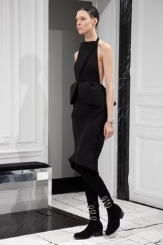 Balenciaga Fall Winter Ready To Wear 2013 Paris