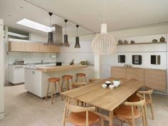 Light-filled family living, bulthaup by Kitchen Architecture