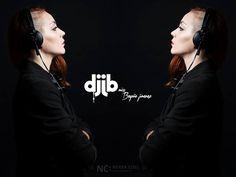 Logo para DJ Miss Begoña Jimenez. by Jose Gomez ,Jogodesign. 2016