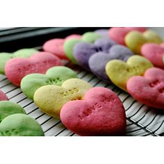 Super Soft Sugar #Cookies ( recipe & how-to  More #Valentine's #Day #Food #Ideas