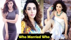 Who Married Who - 17 Pakistani Celebrities and Their Partners - Husband ...