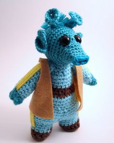The Best Greedo Amigurumi This Side of the Galaxy