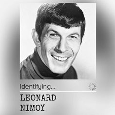 """Leonard Nimoy, known for his iconic role as """"Mr. Spock"""" on Star Trek, was not only an actor, but a an accomplished director of film, writer of 2 autobiographies and 7 books of poetry, a photographer who's work has appeared in several museums, and a recording artist. RIP, Leonard."""