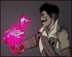 """carverly: """" mikkeneko: """" floatslikebricks: """" I want Dorian to have hoards of undead familiars, because, honestly, why not. """" he's like a disney princess except all the woodland animals are dead """" @jack-the-giantkiller @anabundanceofstilinskis """""""