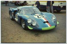 1968 Alpine A220 - Ex - Works, Two Time Le Mans Veteran | Classic Driver Market