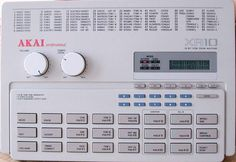Beat Box: Akai XR-10 Vintage Drum Machine: Low Price, GreatSound - Technology - Dance, EDM, and Indie Music in Boston and Beyond