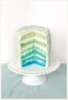 cakes have layers!