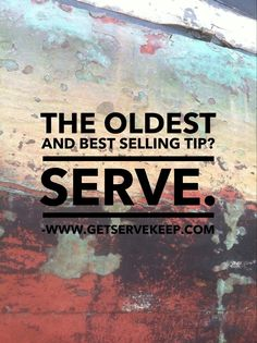 The Best Selling Tip I Have