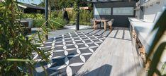 Vijf voordelen van een keramische tuintegel