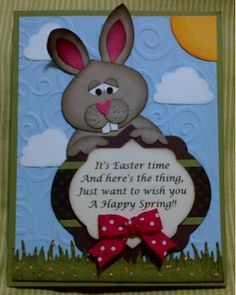 An Easter Card 1