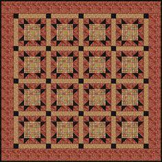 Missouri Star Quilt   Missouri Puzzle Quilt Pattern