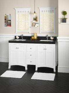 49 best girls bathroom images double sink vanity double vanity rh pinterest com