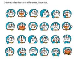 ficha de atención doraemon Doraemon, Drawing For Kids, Playing Cards, Teaching, Drawings, Art, Speech Pathology, Occupational Therapy, Activities For Kids