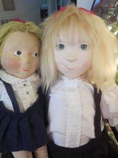 Mme Alexander Eloise Dolls: 1950 + 2001