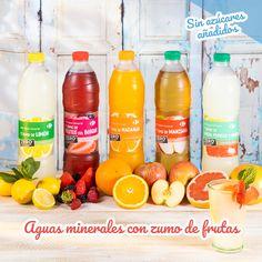 Agua Mineral, Drinks, Bottle, Food, Self Branding, Minerals, Orange, Drinking, Flask