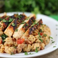 Mexi Chicken by eatcakefordinner: Easy enough for a weeknight. #Chicken #Mexican #Easy