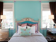 Parkson Queen Upholstered Bed Includes Headboard And