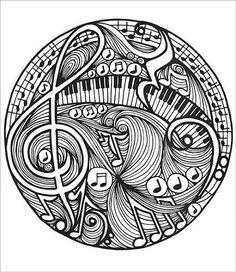"""Сегодня рисуем по теме """"Музыка"""", не забывайте про наш тэг #словодня_артскетчбук, добавляйте свои рисунки"""