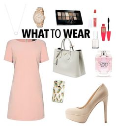 """I love you"" by marina-avakyan on Polyvore featuring мода, James Lakeland, Charlotte Russe, Prada, Tiffany & Co., FOSSIL, Maybelline, Victoria's Secret и Essie"