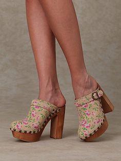 ♥ #clogs