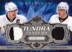 2008-2009 Upper Deck Pittsburgh Penguins
