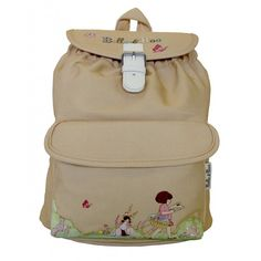 Such an adorable back pack for a girl .