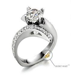 Designer = Mark Schneider   ring = Graceful  my dream ring