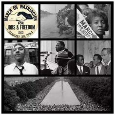​August 28, 1963: The March On Washington For Jobs And Freedom | Black Then