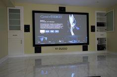 Channel Home Theater Installation Home Theater Installation, Home Cinemas, Ontario, Flat Screen, Channel, Design, Blood Plasma, Flatscreen