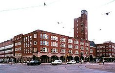 Torens van Berlage, Mercatorplein, Amsterdam