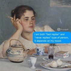 Funny Video Memes, Funny Relatable Memes, History Memes, Art History, Classical Art Memes, Art Jokes, Vintage Humor, Wholesome Memes, Mood Pics