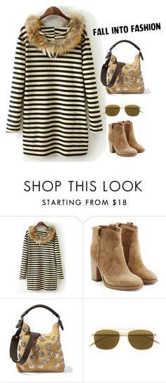 """""""Untitled #2471"""" by carlene-lindsay ❤ liked on Polyvore featuring Laurence Dacade, Loewe and Tomas Maier"""