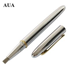 metal pen type optical fiber cutter fiber cutting stroke pen cutting fiber special pen flat steel