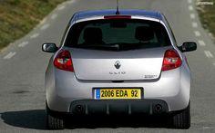 Renault Clio. You can download this image in resolution 1920x1200 having visited our website. Вы можете скачать данное изображение в разрешении 1920x1200 c нашего сайта.