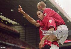 David Beckham Manchester United, Ruud Van Nistelrooy, The Unit, Football, Sports, Soccer, Hs Sports, Futbol, American Football