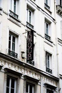Hotel Amour Paris..