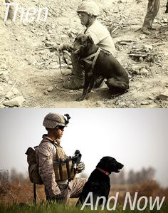 Uniforms and battlegrounds may change, but Marines remain the same breed.