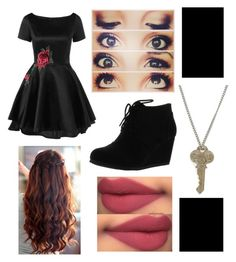 """""""Bad to the bone"""" by isabella3612 ❤ liked on Polyvore featuring The Giving Keys"""