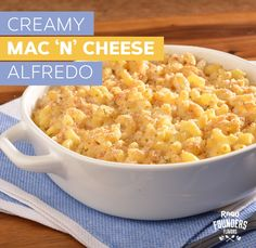 It's always good to have a homemade mac 'n cheese recipe ready in your back pocket. Try our simple and tasty take tonight.