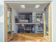 La Casa de Juno Barcelona • Spain By Nook architects