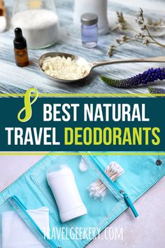 Check the best travel deodorant options to take with you on trips around the world, as well as to use at home, all natural and travel size deodorant. Packing Tips For Travel, Travel Essentials, Budget Travel, Travel Guides, Best Travel Gifts, Paris Travel, Paris Packing, International Travel Tips, Travel Reviews