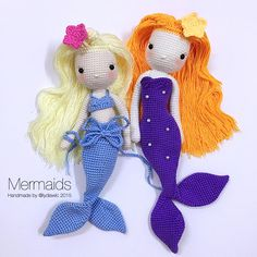 Mermaid girls