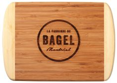 This 2 Tone Large Cutting Board Features: Genuine Bamboo - 2 Tone Long x High Fully Engraved with logo and Words 3 Piece Minimum Large Cutting Board, Bamboo Cutting Board, Gravure Laser, Easel, Bamboo, Woodwind Instrument, Flip Charts, Easels, Handstand